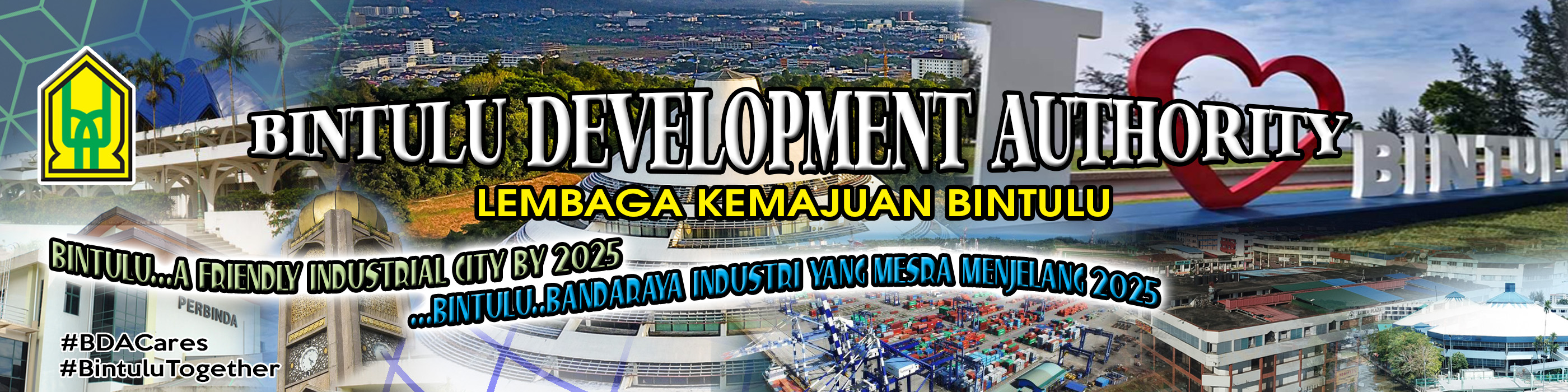 Welcome to Official Website of Bintulu Development Authority